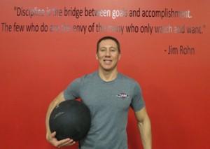 Clint Howard Tulsa fitness trainer