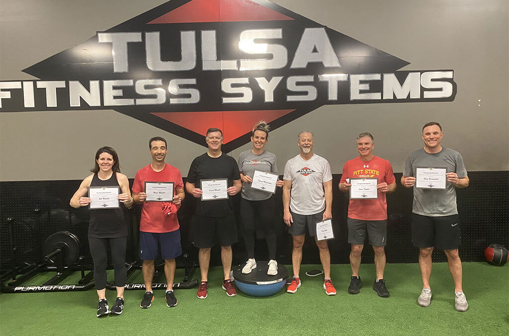 Best Personal Training in Tulsa