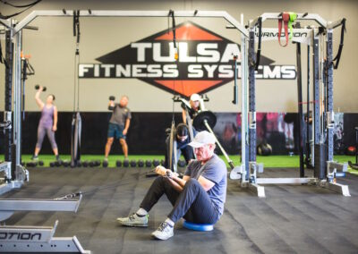 Tulsa Personal Training 40